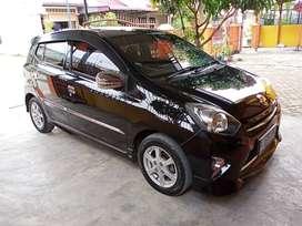 *Toyota Agya Manual Thn 2014 TRD (Type terlengkap)* Mulus sehat