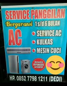 Servis Ac, Kulkas dan Mesin Cuci