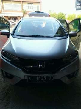 Honda Jazz Rs Silver