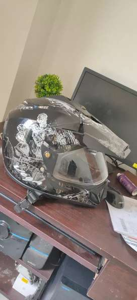 Vega helmet (New condition)