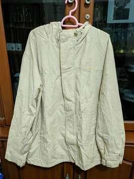 Jaket Gunung Cream size XL