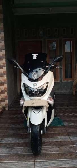 Yamaha N max thn 2016
