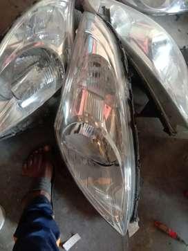 Doon car light buffing