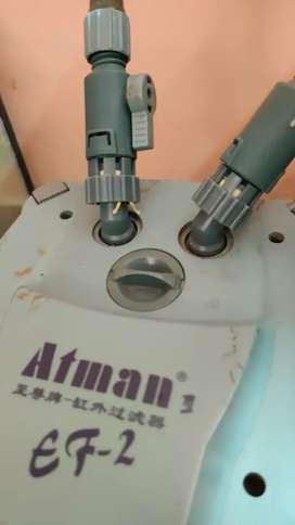 Atman Ef2 cannister filter