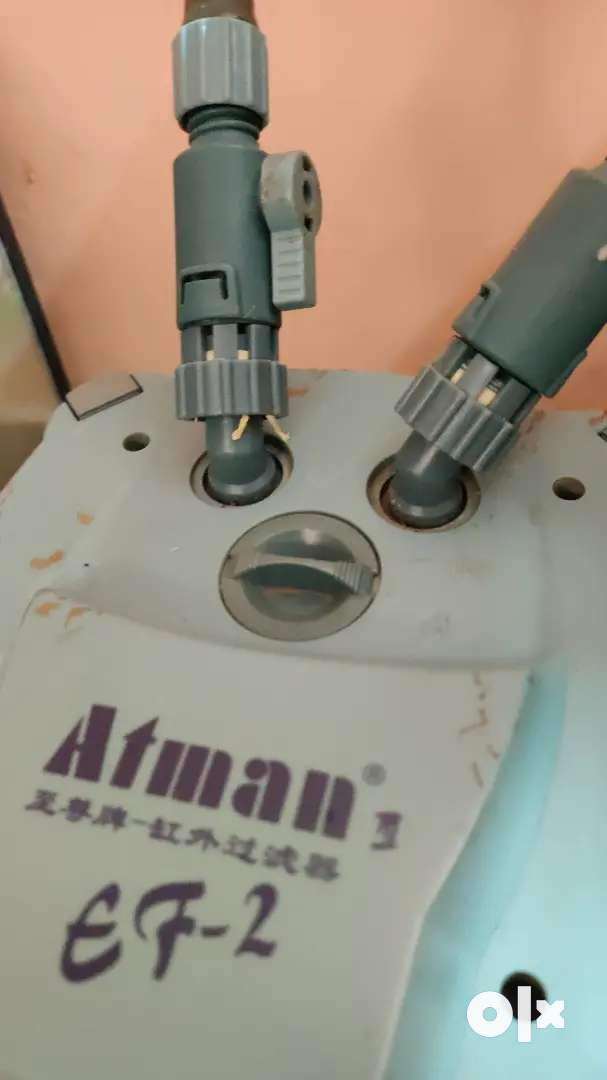 Atman Ef2 cannister filter 0