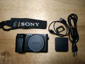 Sony a6300 body only