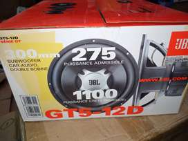 JBL GT5-12D orignal JBL subwoofer,dual voicecoil subwoofer,guarenteed