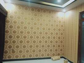 3 Bed DD Drawing dining lounge Nazimabad 1J with Roof