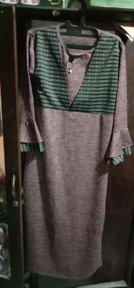 Baju gamis ukuran /m