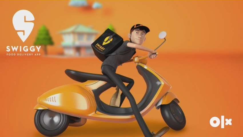 delivery boys ! swiggy 0