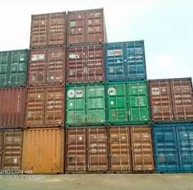 Jual Container Dry 20'ft, 40'ft Std. kondisi 80%