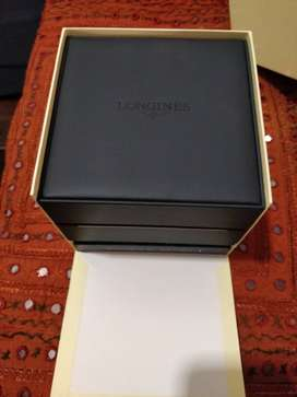 Longines Watches Original box.