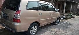 Dijual Toyota kijang Innova seri G plat ad di Kalijambe Sragen