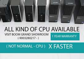 ALL KIND OF COMPUTER & MONITOR | WARRANTY | VISIT BOOM SHOW ROOM