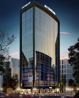 SQ-09 TOWER (OFFICES FOR SELL IN BAHRIA TOWN KARACHI)