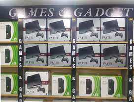 Gaming Consoles All At One Place