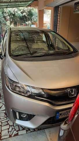 Honda jazz IVTEC Top Model.