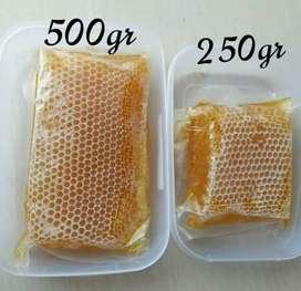 Madu sarang 250 gram (COD/ BAYAR DITEMPAT)