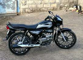 Only sell bike @