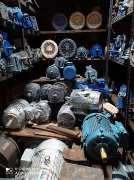 Dinamo, gearbox, pully dll