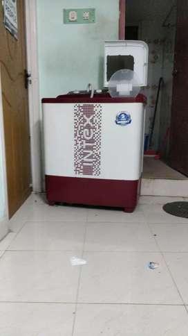 Intex 6.2 kg semi automatic washing machine