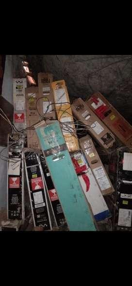Transist damage Tv washing machine