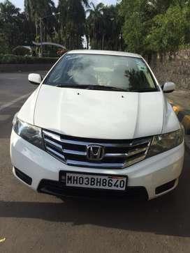 Honda City S, 2013, CNG & Hybrids