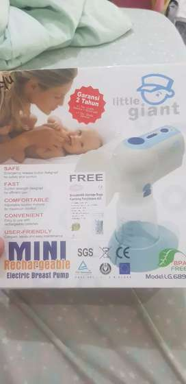Little giant electric breast pump