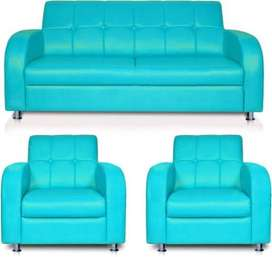 Blue sofa set best price whole price Manufacturing factory unit