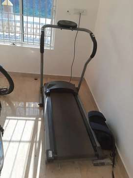 Motorized Treadmill for sale