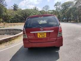 Toyota Innova 2.5 E, 2008, Diesel