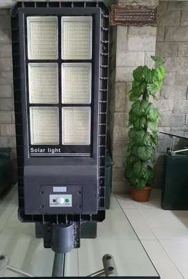 SOLAR LED STREET LIGHTS@60&90 WATTS