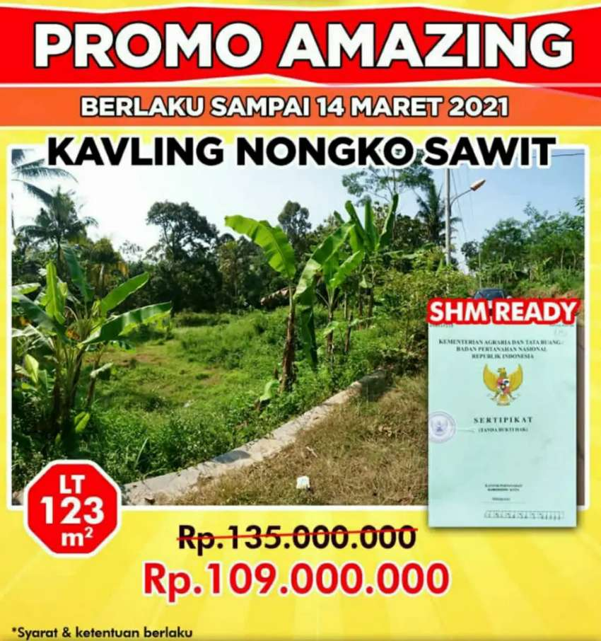 Tanah murah gunung pati Semarang Dekat Kampus Unwahas Cocok Untuk Kos