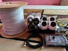 Paket kamera cctv murah untuk dirumah-dll
