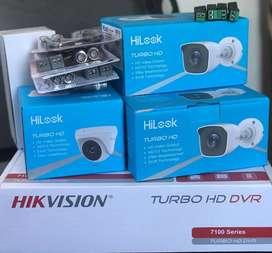 PAKET KAMERA CCTV HILOOK by HIKVISION