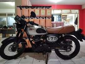 Kawasaki w175 astrelea