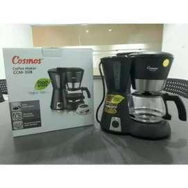 Coffee Maker Cosmos CCM308-Pembuat-penyeduh kopi-650mL-600W-food grade