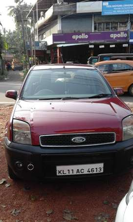 Ford Fusion +, 2008, Diesel