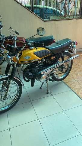 Suzuki stinger T125