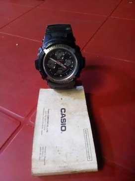 Watch(Casio G-Shock)