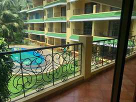 Spacious apartment 2 bhk. Furnished
