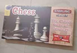 2 chess sets