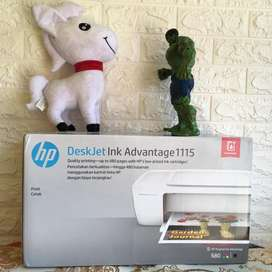 Printer HP DeskJet 1115 Baru Garansi Resmi
