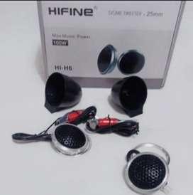 Dome Hifine  H1H6 Silver