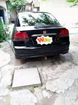 Honda civic 2005 model