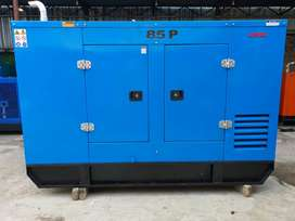 GENSET PERKINS 85KVA ASLI BUILT UP UK ENGLAND DAN DINAMO STAMFORD