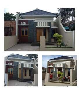 Tritaria clouster rumah murah di Lampung Lokasi strategis