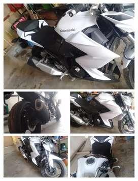 Kawasaki ninja  z250 4 tak