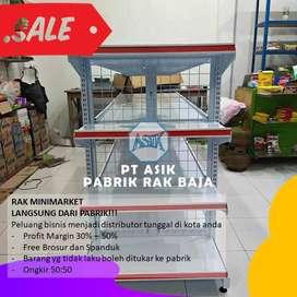 Rak Toko Rak Minimarket Rak Dumai Murah