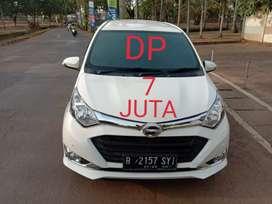 Daihatsu Sigra R Deluxe At 2018 Dp 7 Juta